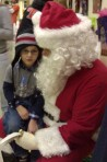 Cole Everett confides in Santa