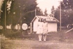 Tibbitts Tourist camp, girls unidentified