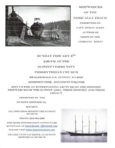 Ships of Nisqually
