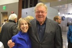 Vita Liskow and Congressman Norm Dicks (ret)