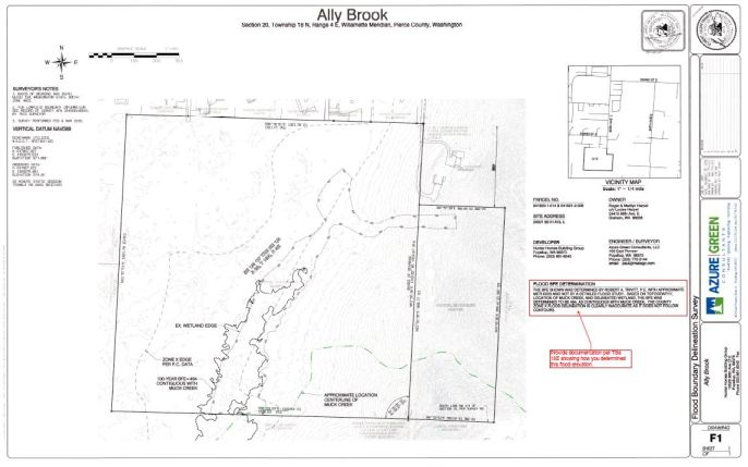 AllyBrook Wetland Delineation