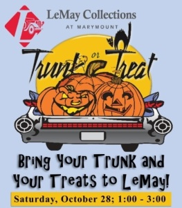 LeMay Trunk or Treat 2017