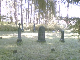 Mahon Family Cemetery at Brookdale