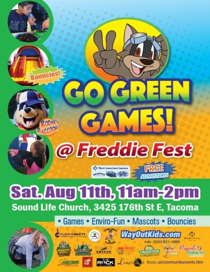 Freddie GGG 2018 Poster