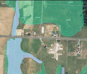 Federal Wetland Overlay