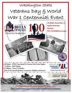 WWI Commemoration 2018