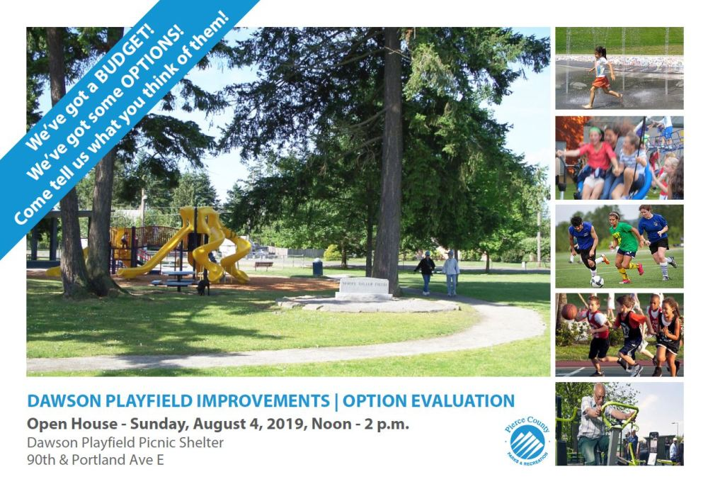 Dawson Playfield Open House