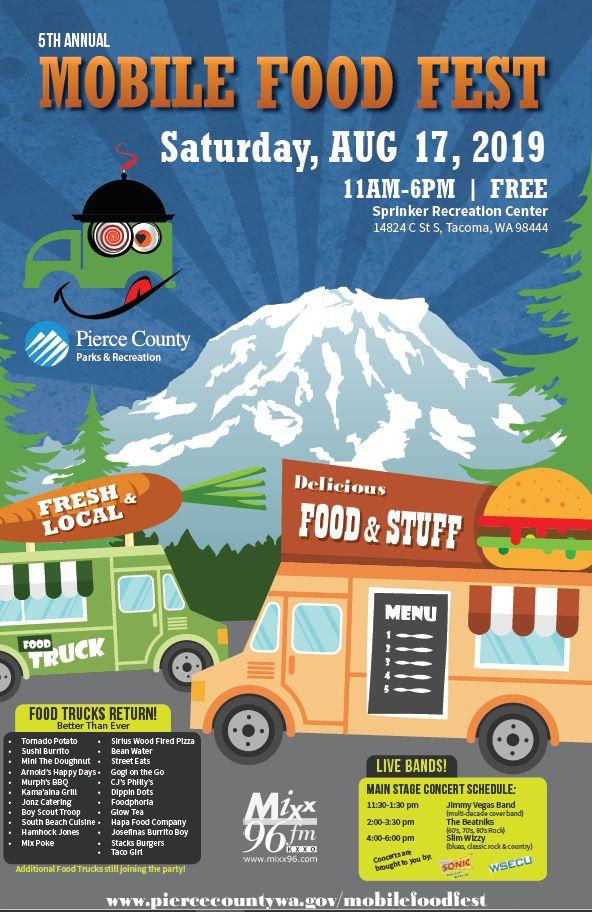 Mobile Food Fest 2019