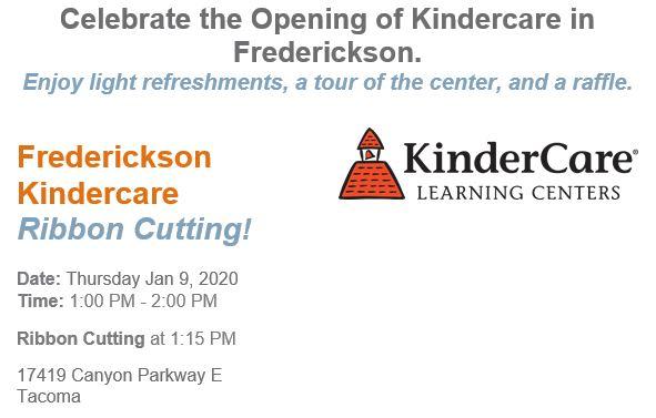 Kindercare Frederickson