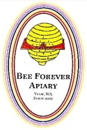 Bee Foreven Apiary logo