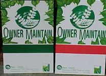 Owner Maintain