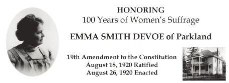 Centennial Banner Emma